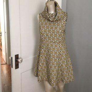 Free people sleeveless cowl mini dress. Brand new!